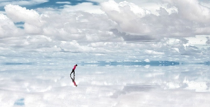 Salar de Uyuni: Um dos maiores espelhos do mundo, Bolívia