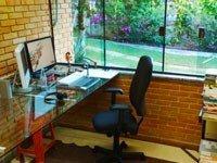 Fotos: 50 ideias para home offices incríveis