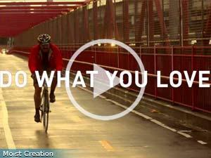 Vídeo: Faça o que você ama