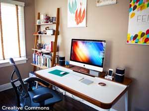 Conheça os erros mais comuns de quem trabalha em casa