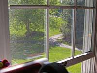 Olhe pela janela