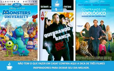 Filmes inspiradores