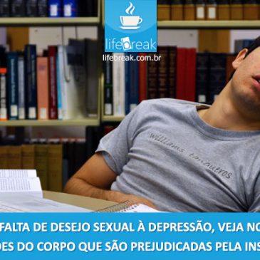 Comprovado: A falta de sono pode arruinar sua vida