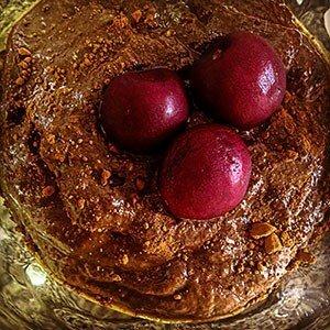 Receita funcional: Falso mousse de chocolate