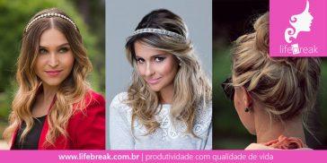 Acessórios para cabelo: Enfrente o calor com estilo