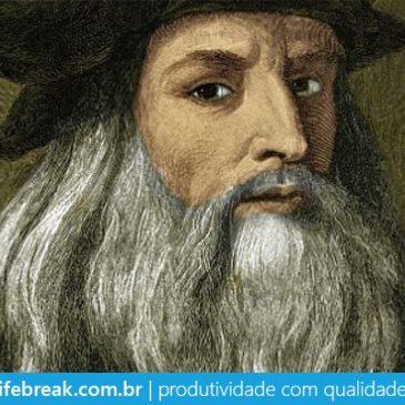 Veja o assombroso currículo de Leonardo da Vinci