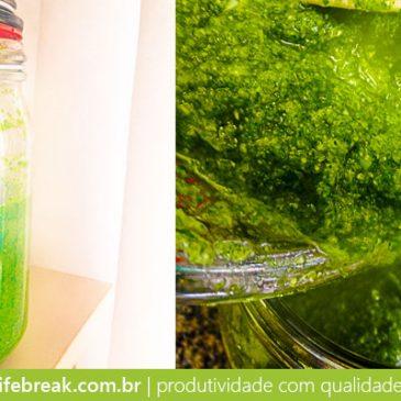 Receita Funcional: Sal Verde