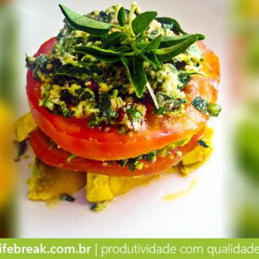 Salada de Verão: Saúde e praticidade