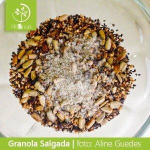 Granola Salgada