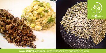 Granola Salgada: Mais sementes nas suas refeições