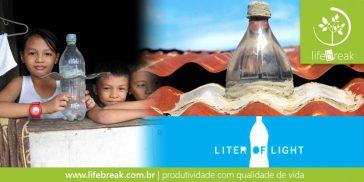 Veja como uma simples garrafa plástica mudou a vida de milhares de pessoas