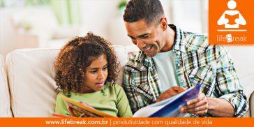 Ler para seus filhos é mais importante do que você imagina