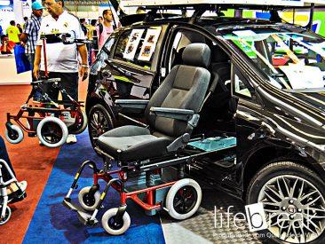 Diversas opções para melhorar a mobilidade