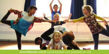 Yoga para crianças