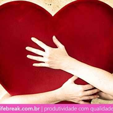 O amor não é uma fraqueza